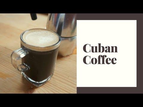 Moka Pot ile Cuban Coffee Nasıl Yapılır? Küba Kahvesi