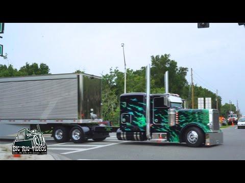 Dickinson Truckin - Teaser