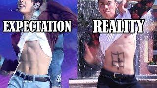 KPOP DANCES - EXPECTATION VS REALITY ft. Tobi