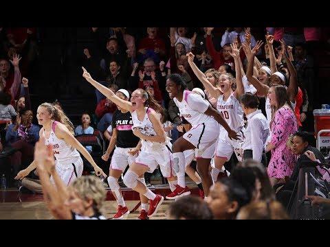 Recap: Kiana Williams scores career high, Stanford women's basketball edges rival Cal