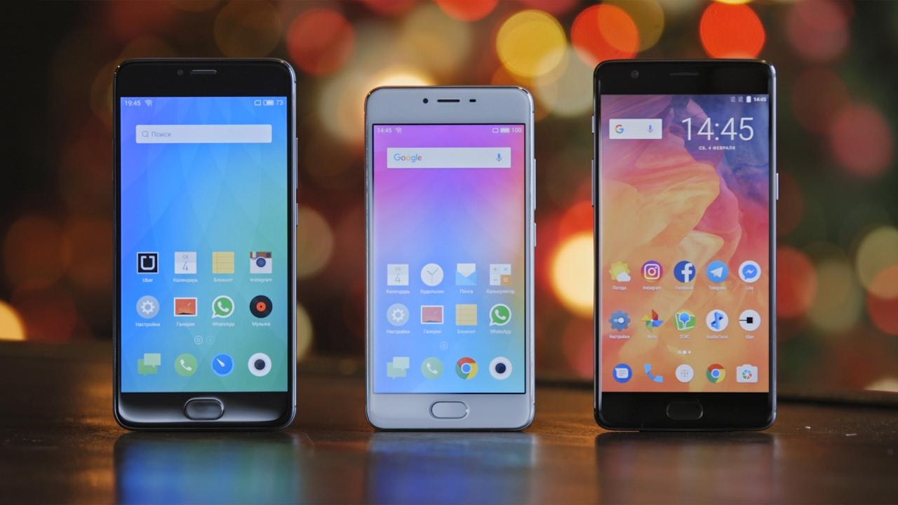 cc68bd80b18c7 Лучший китайский смартфон – начало 2017 - YouTube