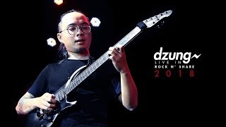 Dzung - Live in Rock n' Share 2018