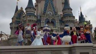 FINAL Dream Along with Mickey Show - FINAL MOMENT EMOTIONAL - Magic Kingdom - Disney World