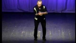 Body Percussion Keith Terry Solo Body Music