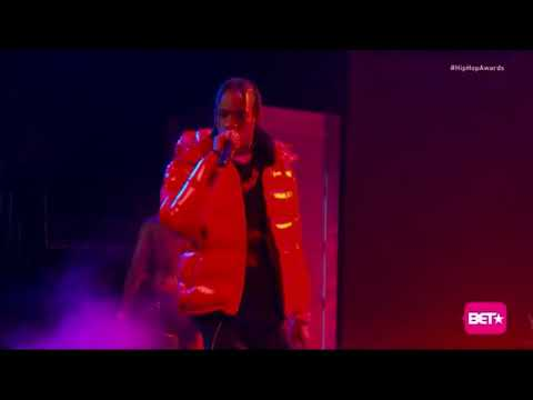 Travis Scott - Pick Up The Phone ft Young Thug, Quavo Live Performance