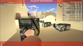 Roblox Battlefield [Episode 4] FFA Competition