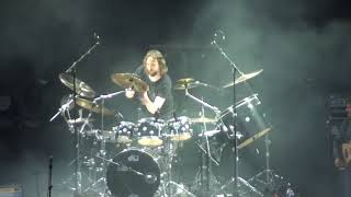 THE SEA WITHIN  Marco Minnemann - Drum Solo (live @ NOTP 2018)