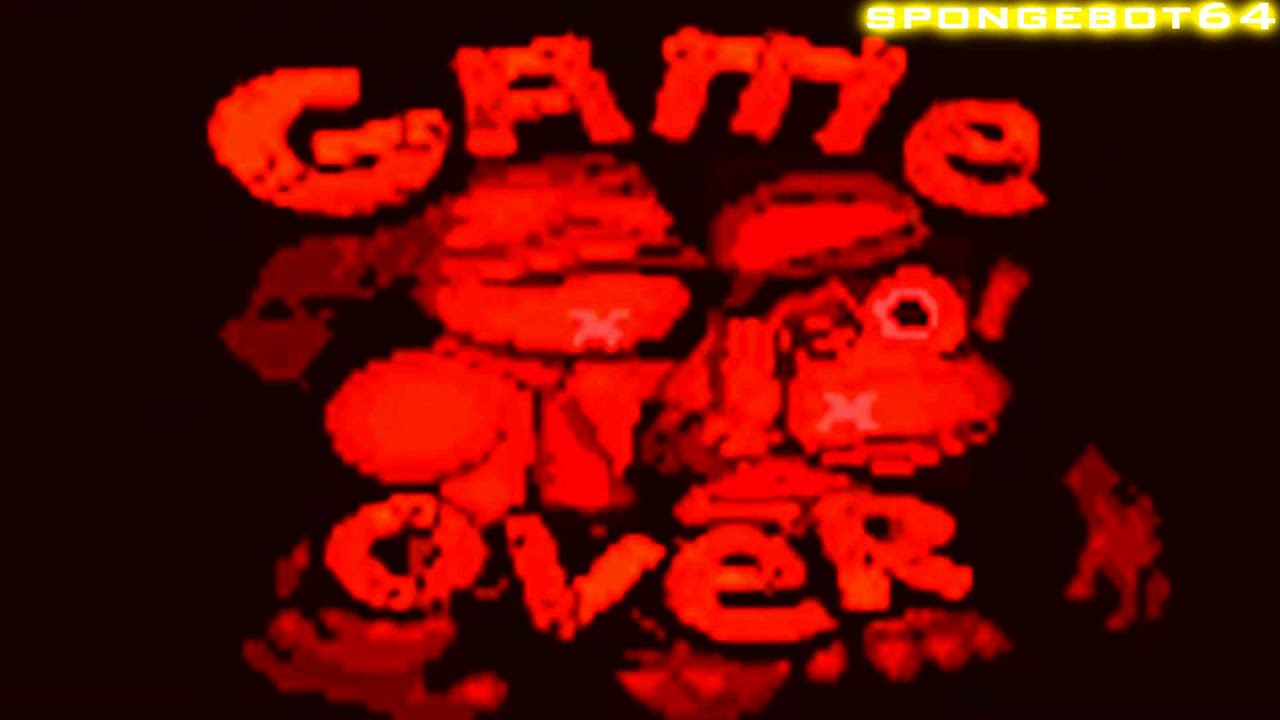 Donkey Kong Country (GBC)- Game Over: Nightmare Edition ...
