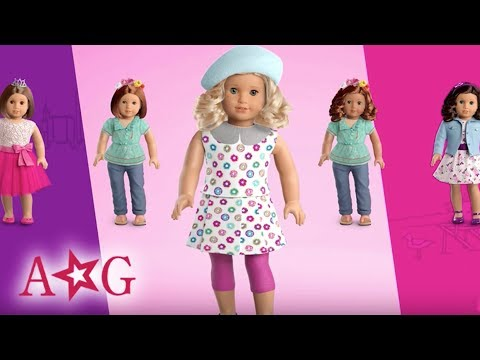 Create Your Own-New Experience From American Girl | Truly Me | American Girl