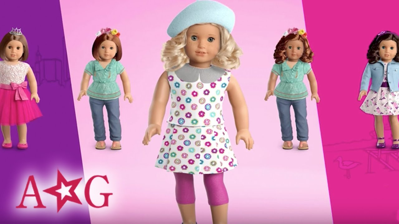 Lissie Lilly Create Your Own Custom American Girl Doll Visual Guide,Simple Blouse Back Neck Designs Images Free Download