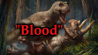 T.rex Tribute-Blood.