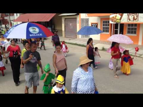 Child Stimulation 2016 Corozal District part2