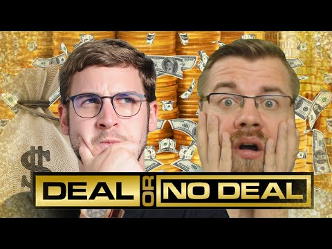 Endlich Millionär ?! 🎮 Deal Or No Deal #4