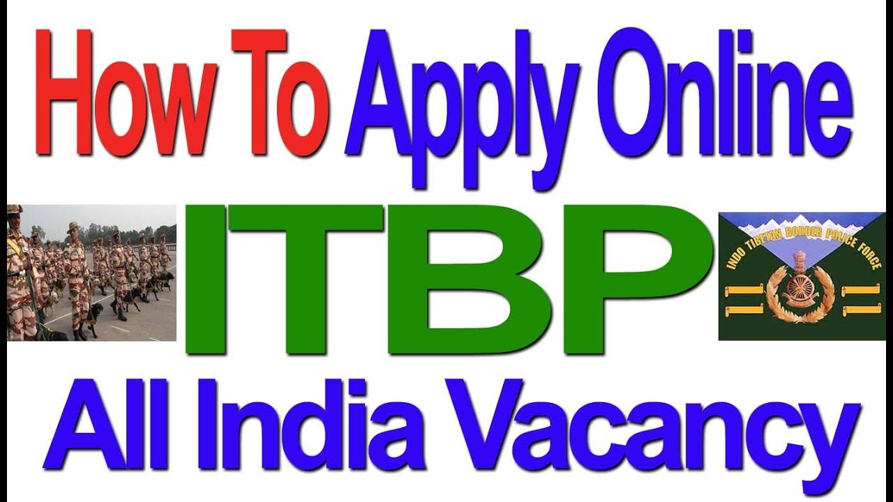 How to apply online itbp 303 constable recruitment 2017 govt how to apply online itbp 303 constable recruitment 2017 govt job falaconquin