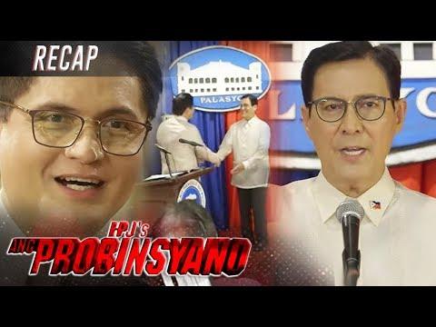 Arturo Padua Is Now President Hidalgo's New Executive Secretary | FPJ's Ang Probinsyano Recap