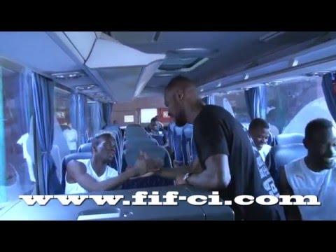 Zokora Didier rend visite à ces coéquipers ce Lundi 21