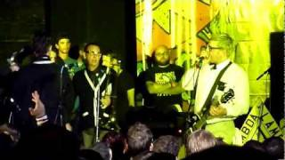 Spongebob Squarepants Theme Song, by Less Than Jake @ The Fest 10 (Gainesville, 2011)