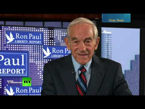 Ron Paul: Rand Paul Will Want to Get Along with Iran as Trump's Liaison