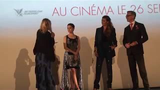 Premiere Paris A Simple favor (L'ombre d'Emily)