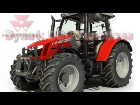 Massey Ferguson Dyna4 Dash Control Center Setup Guide