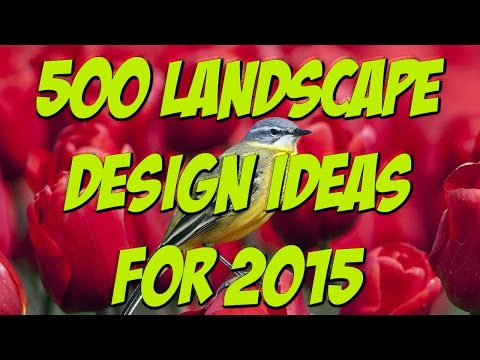 !!500 Best Landscape Design Ideas For 2015!!
