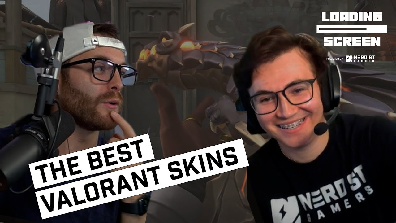 The Best Valorant Skins to Buy with Alex's Credit Card   Loading Screen EP112