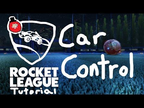 Aerial Car Control | Rocket League Tutorial