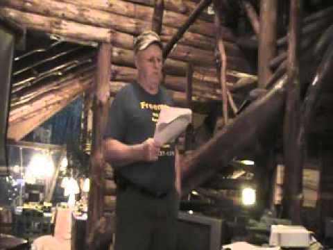 New Moon Meeting: Hagan Smith - Common Law Trust 5/10/13