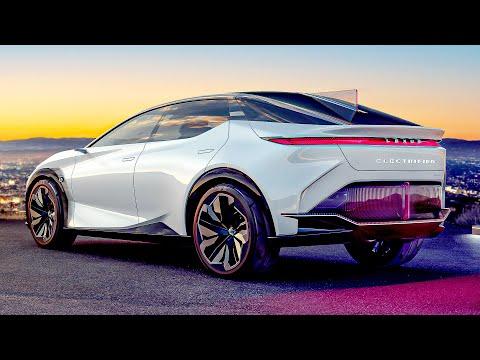Lexus LF-Z (2025)