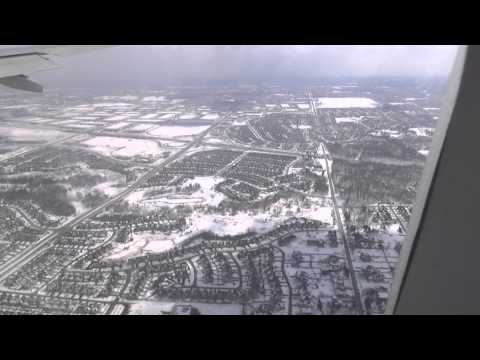 Canada. Moscow-Toronto flight. 2014.
