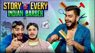 EVERY INDIAN DESI BARBER | Awanish Singh