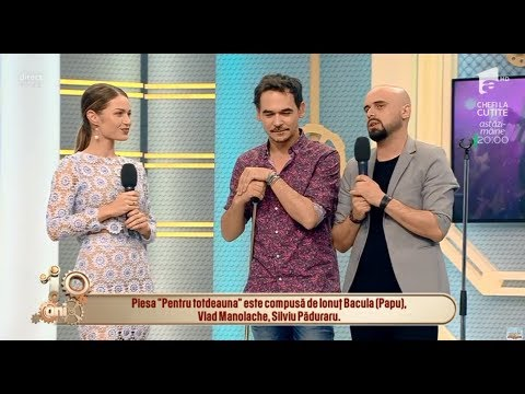 """Trupa Zero și Evelyn, colaborare de succes: """"Piesa este menită să fie un dans al miresei"""""""