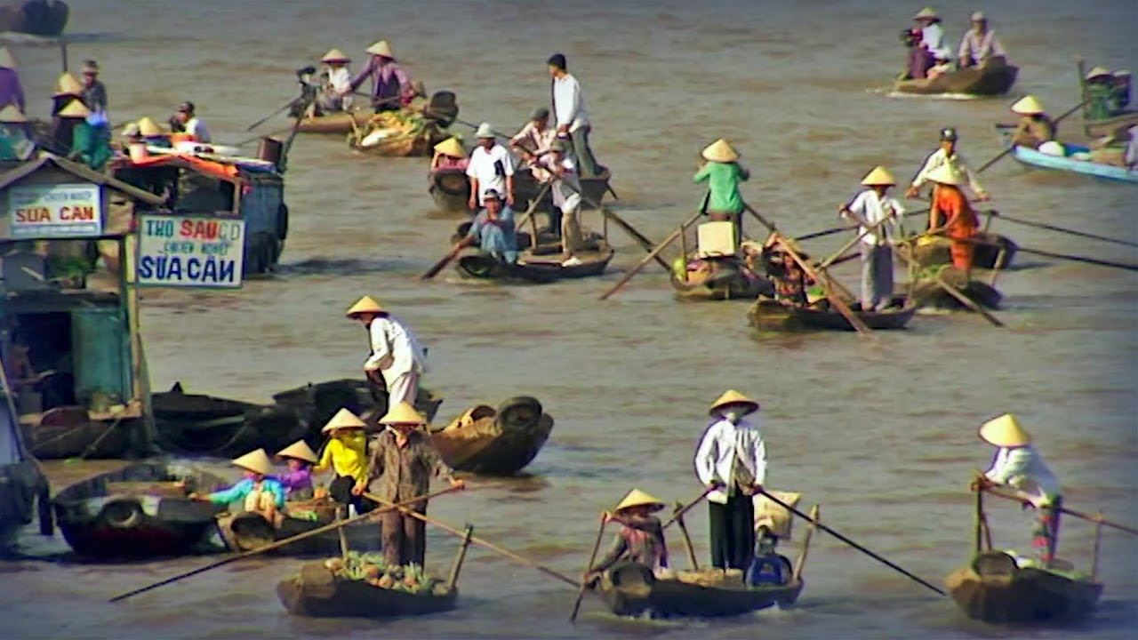 Mekong, the river of nine dragons (full documentary)