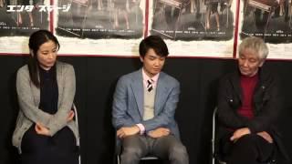 「エンタステージ」 2015年3月21日(土)にZeppブルーシアター六本木に...