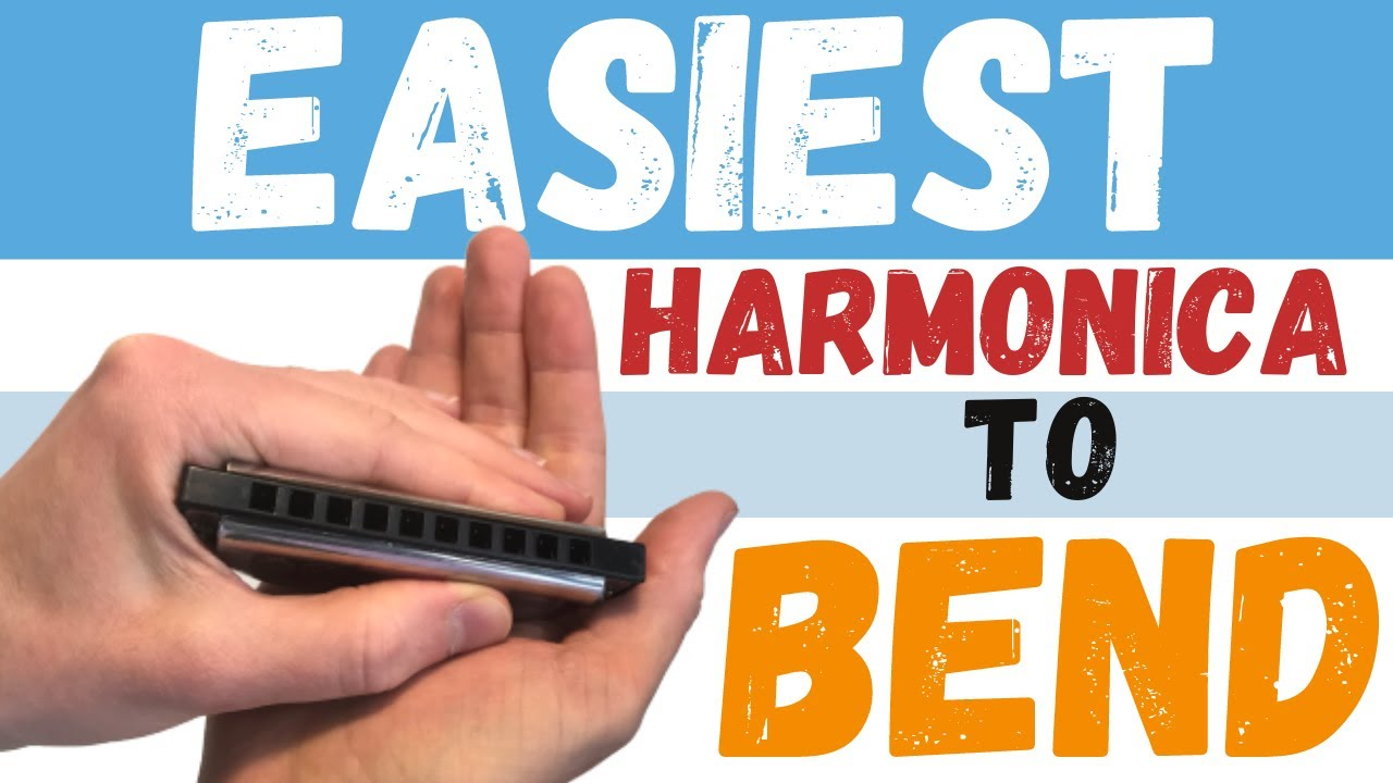 Download What's the EASIEST harmonica to bend?