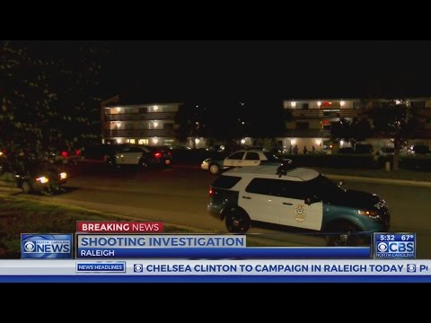 Raleigh motel shooting investigation