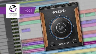 Waves OneKnob Pumper Plug-in - How Good Is It? Our Test