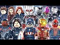 Lego Captain America Civil War - Trailer Recreation.