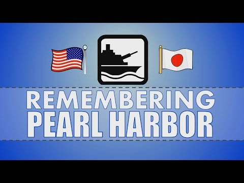 Pearl Harbor for Kids (Educational Videos for Students) Free TV (Cartoon Network) @FresBerg
