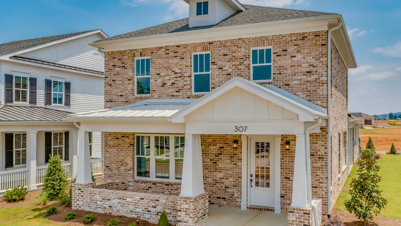 Stone Martin Builders 307 Clift Home Place Dr video