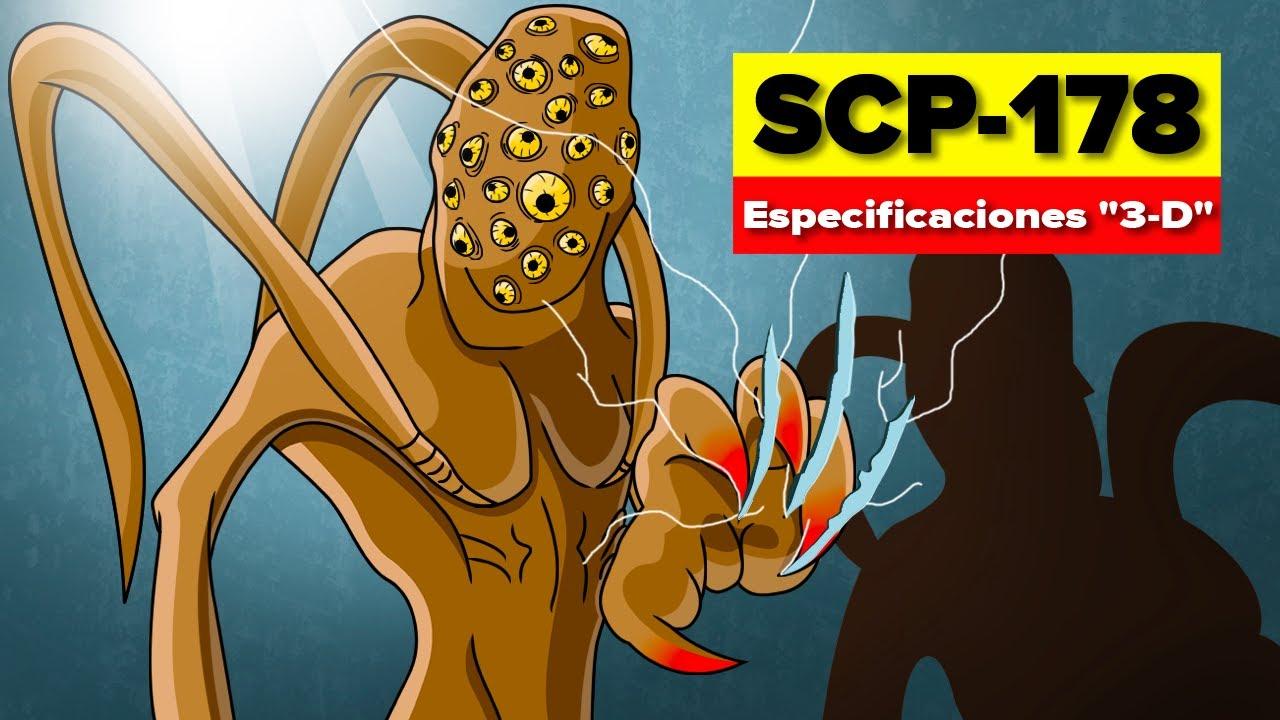 Download SCP-178 - Especificaciones 3D (SCP Animación)