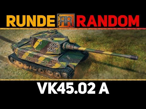 World of Tanks | [GER] RR #45 - VK45.02 A