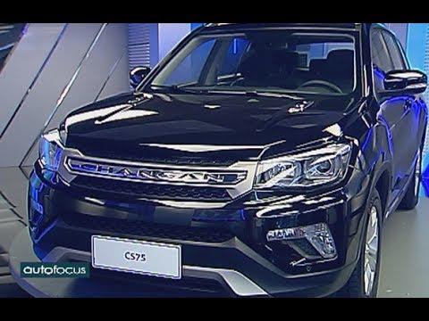 Auto Focus - 18/07/2017 - 2018 CS75 - 4WD - Luxury