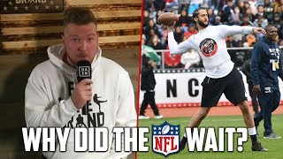 The Truth About Colin Kaepernick's NFL Workout