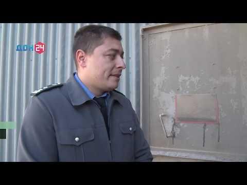 Экспорт зерна  из портов Ростовской области  пр. СТАНИЦА ДОН-24