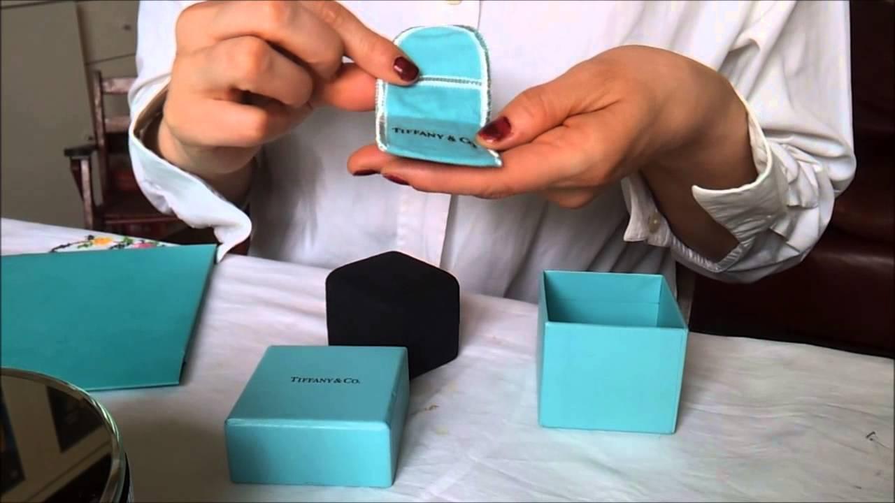 Tiffany  Co Novo 165ct Platinum Engagement Ring For