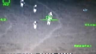 Teröristlerin Vurulma Anı Kamerada