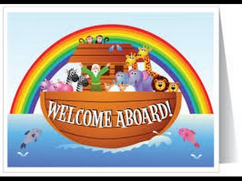 Welcome aboard but don t change a thing