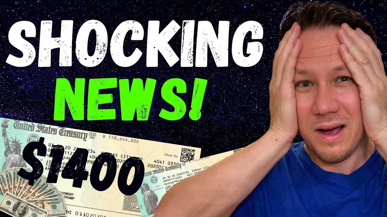 Download WOW! $1400 Third Stimulus Check Update + Fourth Stimulus Check Update!
