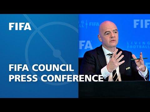FIFA Council Press Conference